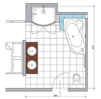 Das richtige Badezimmer: Am Anfang steht die Planung-